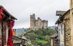 Najac-Chateau-village-médiéval
