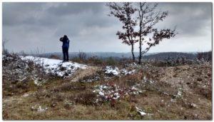 Pradines-photographe-dans-la-neige
