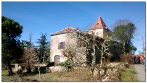 St Vincent maison quercynoise