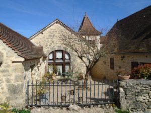 Labastide-Murat maison