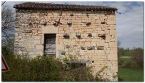 St Hilaire grange en pierre