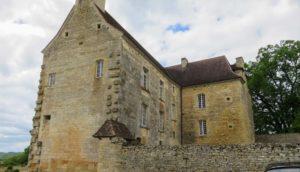 Lavercantière chateau 10e siecle