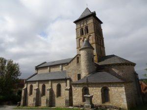 Grèzes église