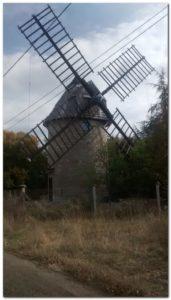 Labastide Marnhac moulin