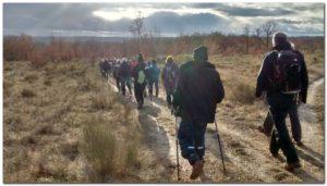 Lascabanes groupe randonnée