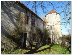 Gigouzac maison bourgeoise
