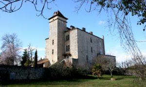 lalbenque chateau de Pauliac