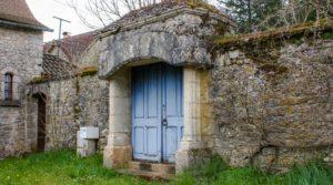 Cabrerets vieille porte