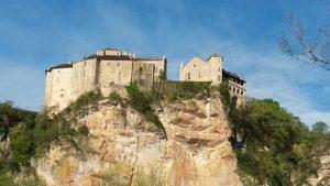 Bruniquel chateau