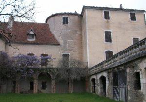 Arcambal château