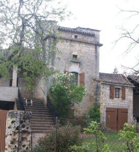 laburgade maison bourgeoise