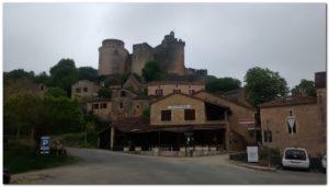bonaguil chateau