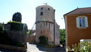 Pomarède église de Cassagnes