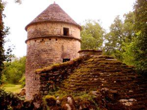 Lugagnac maison pigeonnier