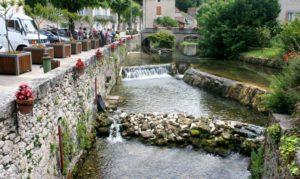 Saint vincent rive d'olt rivière