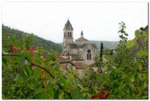 Albas église