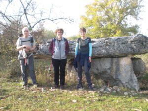 lentillac du causse dolmen