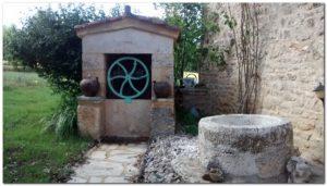 les junies puits à roue