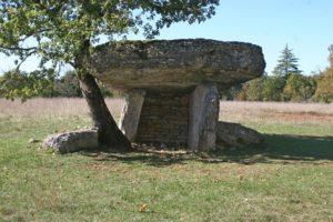 Limogne dolmen