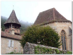 prieuré d'Espagnac-Ste Eulalie