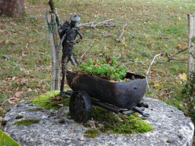 rando occitane- sculpture-fer